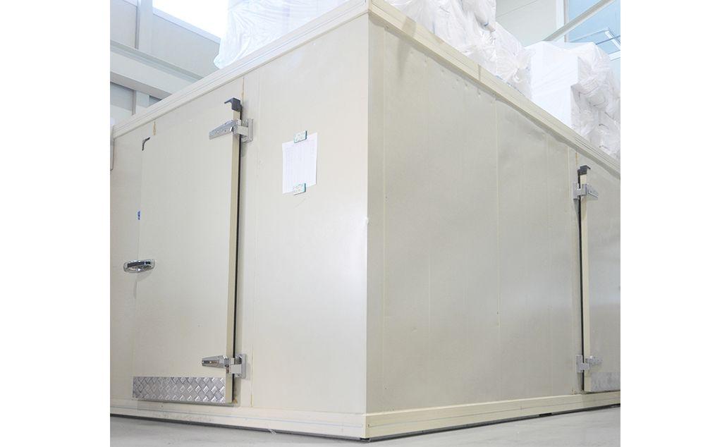 냉장보관소 사진